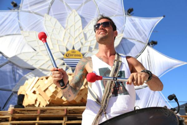 Corona Sunsets Festival llega a la Fortaleza Ozama
