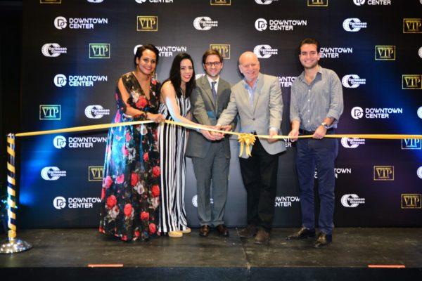 NUEVO CONCEPTO DE CINE CARIBBEAN CINEMAS VIP EN DOWNTOWN CENTER