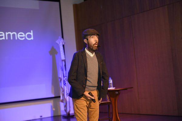 Maickel Melamed ofrece conferencia sobre Liderazgo Transparente