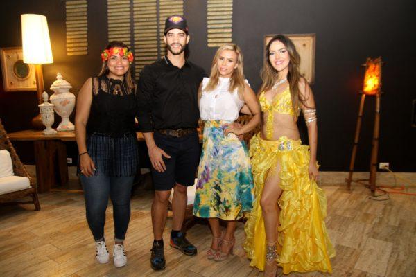 """Club Náutico Santo Domingo realiza con éxito """"Ocaso Fashion Show"""""""