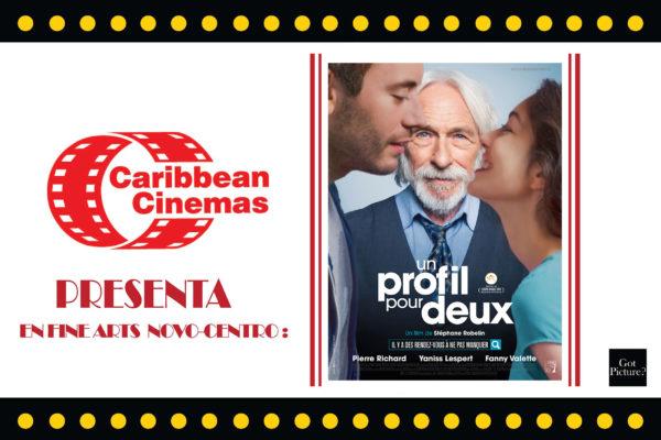CARIBBEAN CINEMAS (FINE ARTS)PRESENTA: Amor en línea