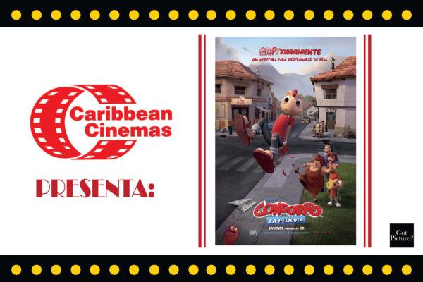 CARIBBEAN CINEMAS PRESENTA: Condorito