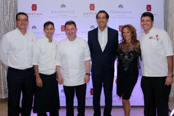 Passion by Martin Berasategui: Experiencia culinaria de Paradisus Palma Real remodela próximamente local y menú