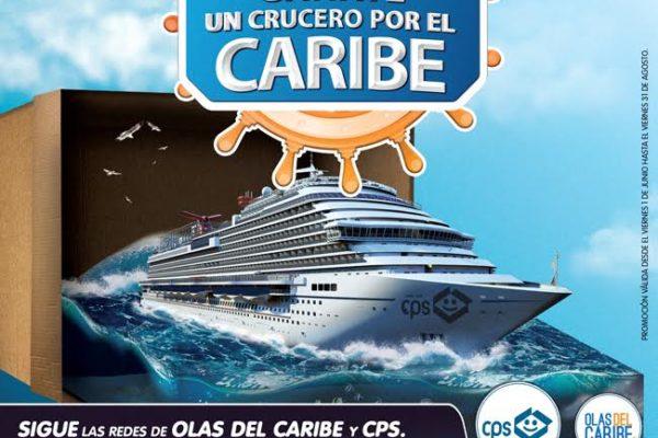 Gánate un crucero por el Caribe con CPS