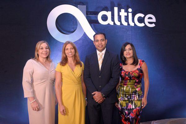 Altice Dominicana celebra su tradicional fiesta con los medios de comunicación.