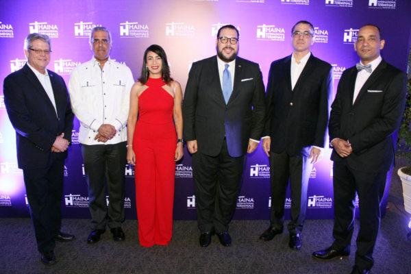 Haina International Terminals celebra cóctel para clientes