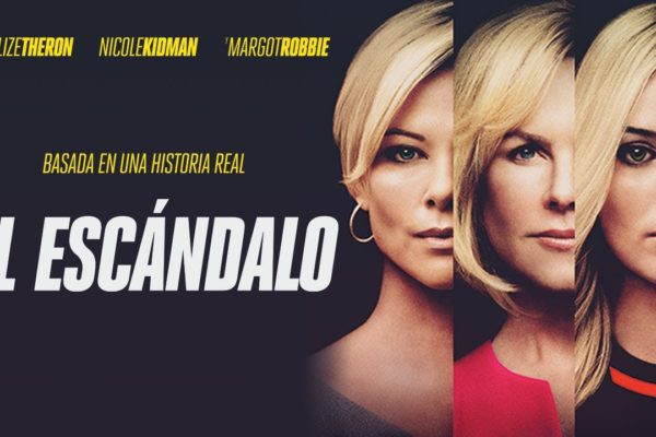 """LA PELÍCULA """"EL ESCÁNDALO"""" SE PRESENTA EN CARIBBEAN CINEMAS EN UNA CHARLA PREMIER EN COMPAÑÍA DE LA PSICÓLOGA CLÍNICA SARAH IGLESIAS"""