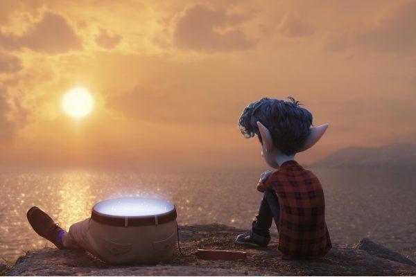Onward presenta un nuevo mundo de personajes fantásticos